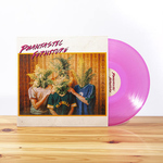 PHANTASTIC FERNITURE - S/T LP (Pink Vinyl)