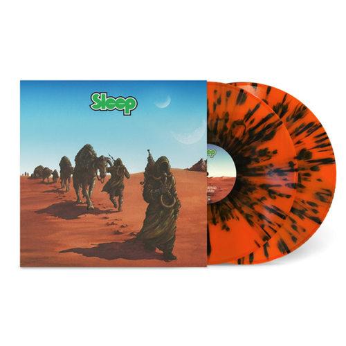 SLEEP - Dopesmoker 2xLP OrangeBlack splatter vinyl