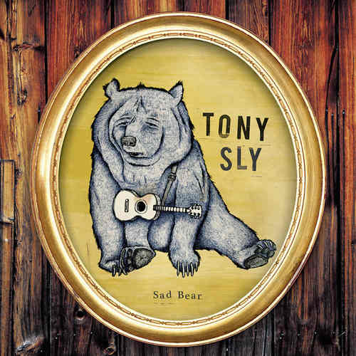 TONY SLY - Sad Bear LP