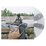 BASEMENT - I Wish I Could Stay Here LP Silver & Clear Vinyl
