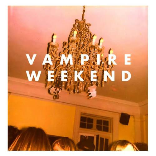 VAMPIRE WEEKEND - Self-Titled LP