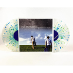 HEY MERCEDES - Everynight Fire Works 2xLP (Clear with Green, Blue and White Splatter Vinyl))