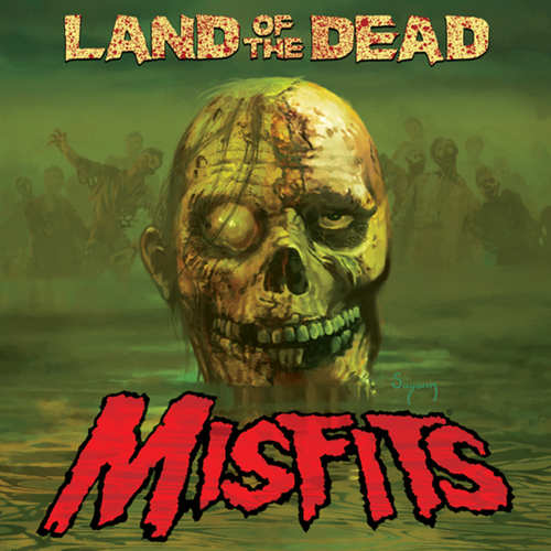 "MISFITS - Land Of The Dead 12""EP (Colour Vinyl)"