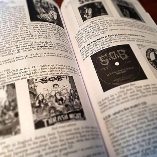 FLEX Discography of Japanese Punk, Hardcore, Mod, Post-Punk PART 2 1987-1992 Book