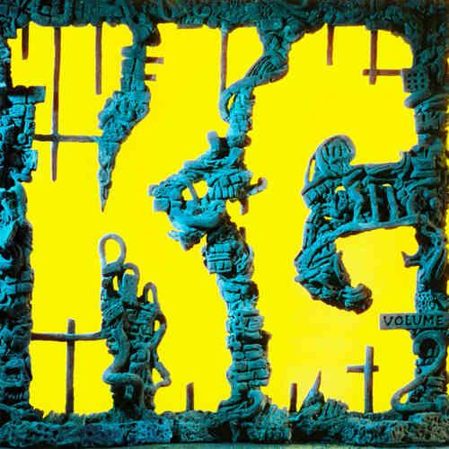 KING GIZZARD & THE LIZARD WIZARD - K.G. LP
