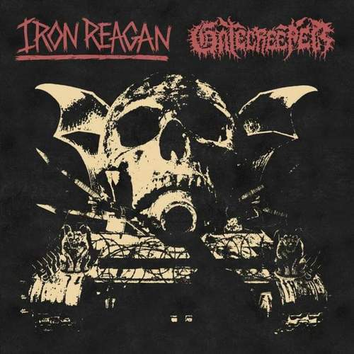 IRON REAGANGATECREEPER - Split 12