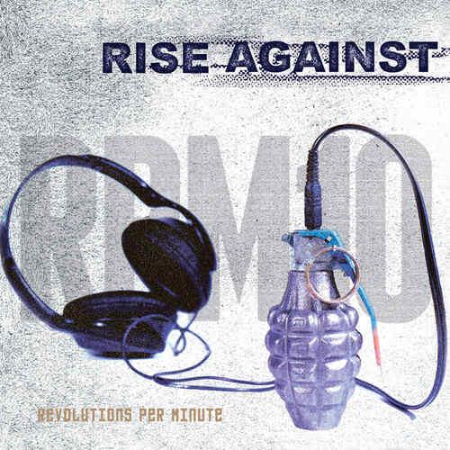 RISE AGAINST - RPM10 LP White Vinyl
