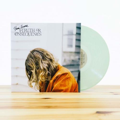 YUMI ZOUMA - Truth Or Consequences LP (Bottle Green Vinyl)