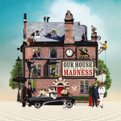 MADNESS - Our House The Very Best Of Madness LP