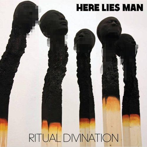 HERE LIES MAN - Ritual Divination LP White Vinyl