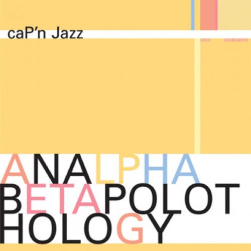 CAP'N JAZZ - Analphabetapolothology 2xLP
