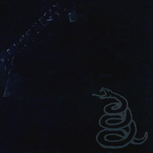 METALLICA - ST The Black Album Remastered 2xLP