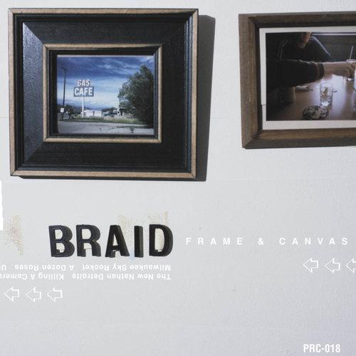 BRAID - Frame & Canvas LP (180g Vinyl)