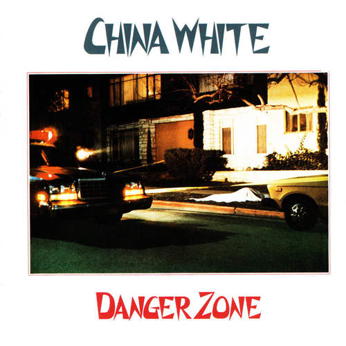 "CHINA WHITE - Danger Zone 12""EP (Colour Vinyl)"