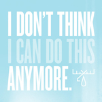 MOOSE BLOOD - I Don't Think I Can Do This Anymore LP