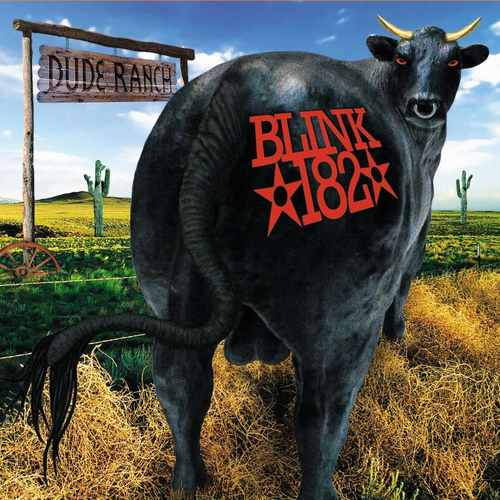 BLINK 182 - Dude Ranch LP 180 Gram