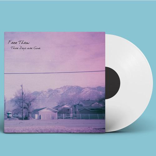 FREE THROW - Those Days Are Gone LP (White Vinyl)