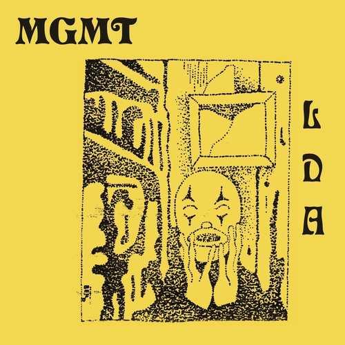 MGMT - Little Dark Age 2xLP
