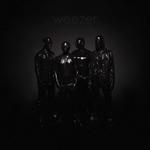 WEEZER - ST Black Album LP