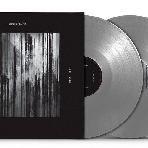 CULT OF LUNA - Vertikal 2xLP Silver vinyl