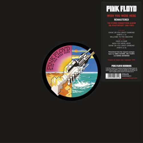 PINK FLOYD - Wish You Were Here LP (180gram vinyl)