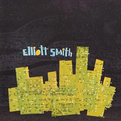 """ELLIOTT SMITH - Pretty [Ugly Before] 7"""" (Half White / Half Blue Vinyl)"""