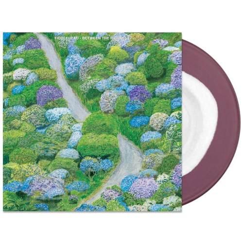 FIDDLEHEAD - Between The Richness LP (White In Purple Vinyl)