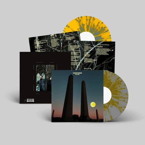 LEBANON HANOVER - Sci-Fi Sky 2xLP (Moon Grey/Yellow Splatter vinyl)