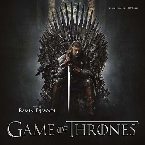 RAMIN DJAWADI - GAME OF THRONES MUSIC FROM THE HBO SERIES 2xLP