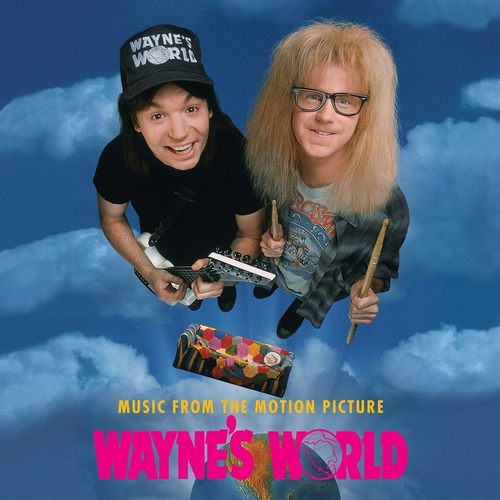 V/A - Wayne's World (Music From The Motion Picture) 2xLP