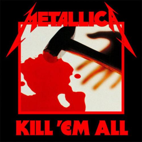 METALLICA - Kill 'Em All: Remastered Edition LP