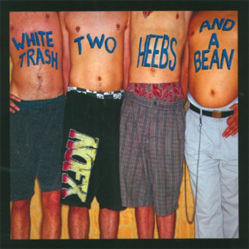 NOFX - White Trash Two Heebs And A Bean LP