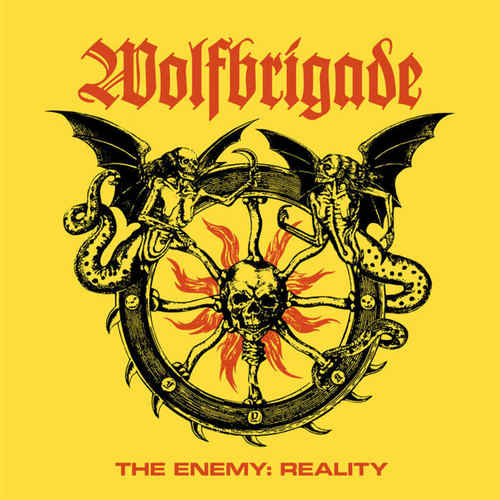 WOLFBRIGADE - The Enemy Reality LP