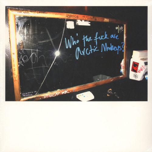 ARCTIC MONKEYS - Who The Fuck Are Arctic Monkeys 10