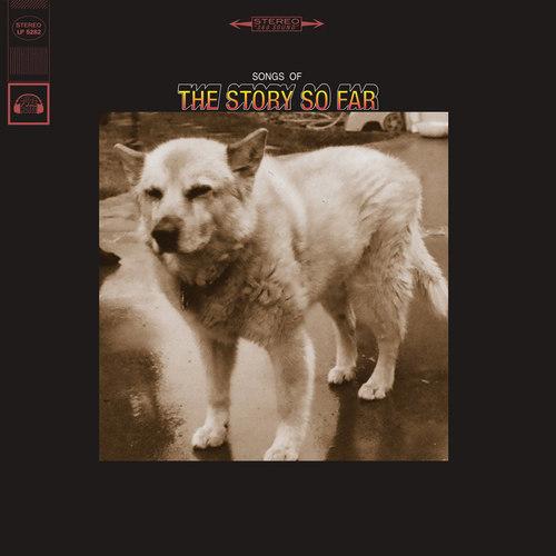 STORY SO FAR, THE - Songs Of 10 Yellow, Orange, Black Twist Vinyl