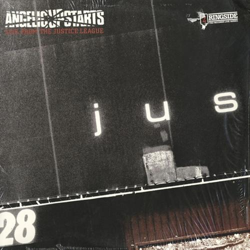 ANGELIC UPSTARTS - Live From The Justice League 2xLP