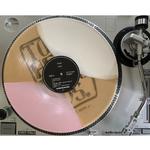 TRICOT - A N D LP (Neapolitan Tri-Stripe Vinyl)