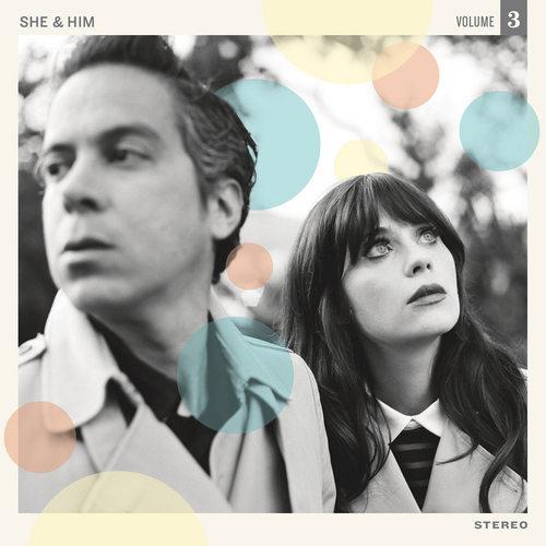 SHE & HIM - Volume Three LP 180g