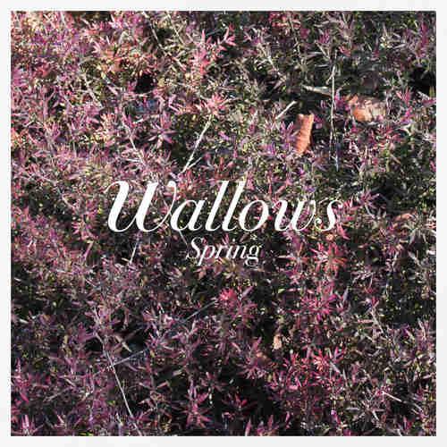 """WALLOWS - Spring 12""""EP (Colour Vinyl)"""