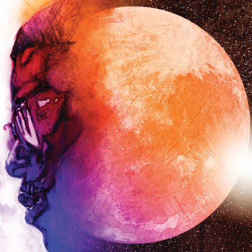 KID CUDI - Man On The Moon: The End Of The Day 2xLP
