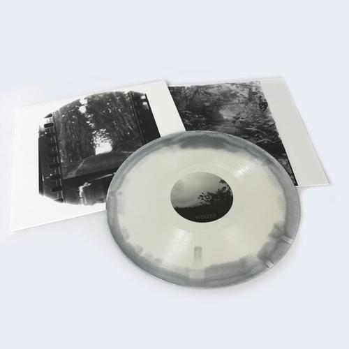SEAHAVEN - Winter Forever LP Bone & Silver Swirl Vinyl