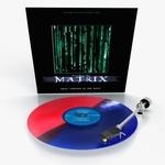 DON DAVIS - The Matrix Original Motion Picture Score LP