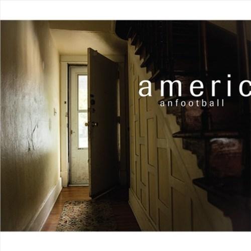 AMERICAN FOOTBALL - LP 2 LP (180g Orange Vinyl)