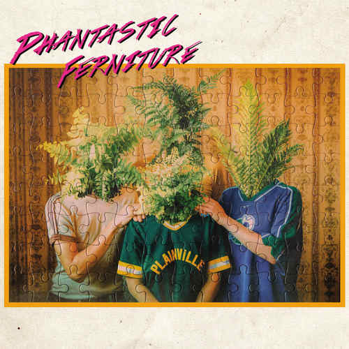 PHANTASTIC FERNITURE - ST LP Pink Vinyl