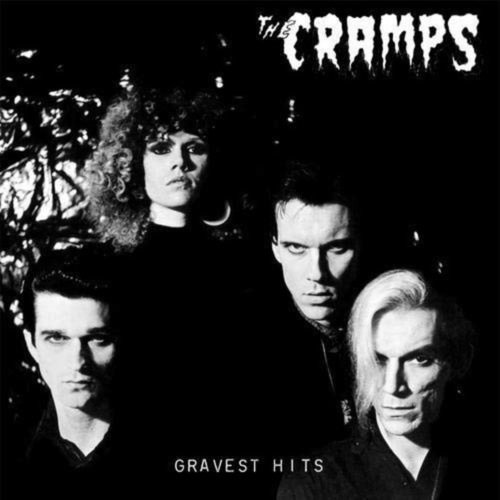 "CRAMPS, THE - Gravest Hits 12""EP"