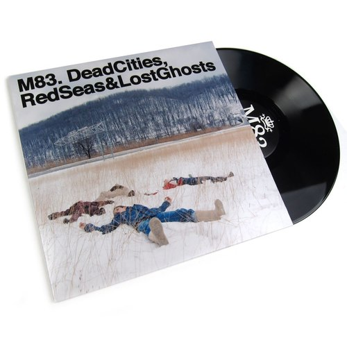 M83 - Dead Cities, Red Seas & Lost Ghosts 2xLP 180gram vinyl