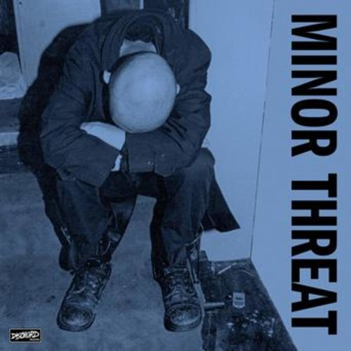MINOR THREAT - Minor Threat 12 Colour vinyl