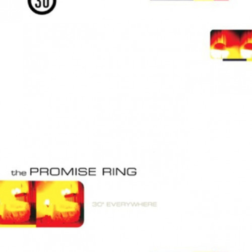 PROMISE RING, THE - 30 Degrees Everywhere LP