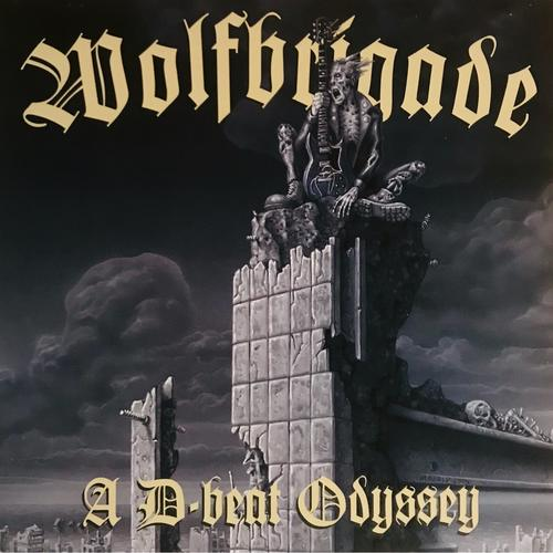 WOLFBRIGADE - A D-Beat Odyssey 12