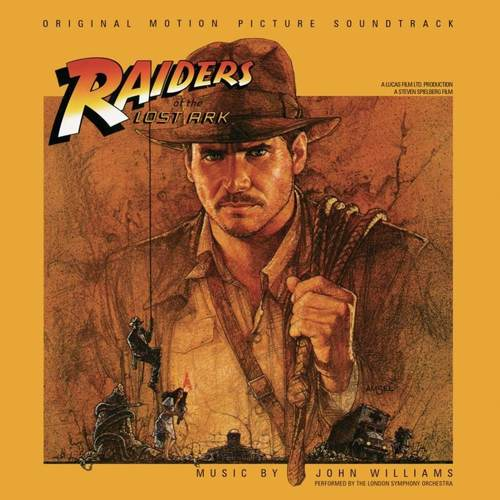 JOHN WILLIAMS - Raiders Of The Lost Ark 2xLP 180gram Vinyl